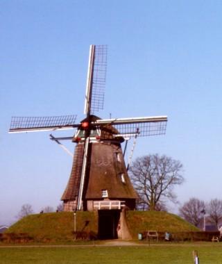 Hardenberg molen de Anermolen