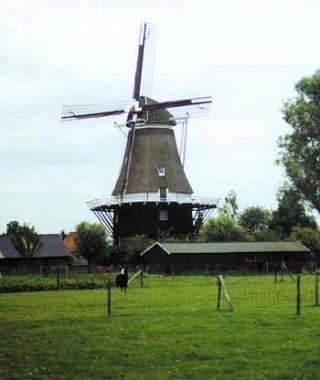 Olst-Wijhe molen de Vlijt