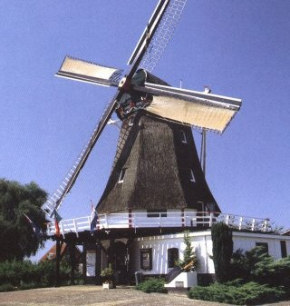 Rijssen Holten molen de Hegeman