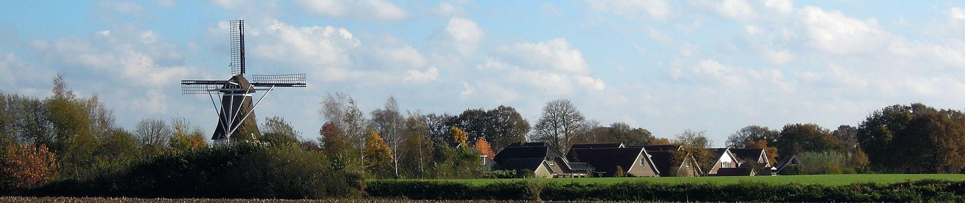 Stichting de Overijsselse molen | header foto
