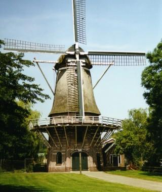 Hardenberg molen de Pionier