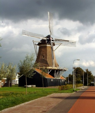 Zwolle de Passiebloem